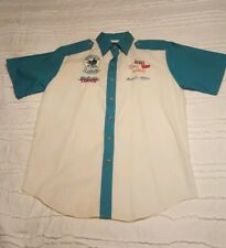 Vintage PROFESSIONAL Fishing Tournament Jersey embroid/patches, TUFF BASSMASTER