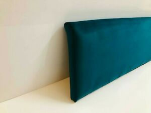Headboard Customised To Your Colour In Plush Velvet Quality Product RRP £150