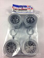 Tamiya 51398 RC F104 Mesh Wheels - For Rubber Tires