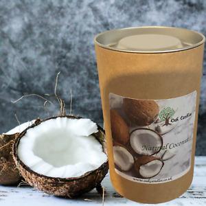 Coconut Wax Scent Candle , Vegan ,Organic, Pillar Candle