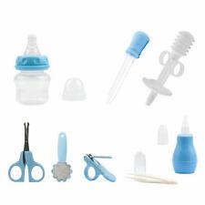 Babypflege-Set Erstausstattung Baby-Reiseset blau Baby Neugeborene