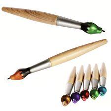 Stylo à bille en forme de pinceau - Gadget insolite peinture collection cadeau