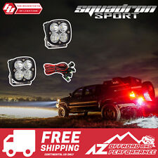 BAJA DESIGNS Squadron Sport Pair | Driving/Combo | Off Road Led Light Bar
