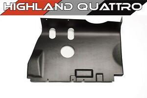 Audi ur quattro side engine to radiator duct remanufactured 857121282E (Right)