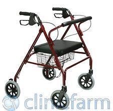 Deambulatore -Rollator Limited - Disabili - Anziani - Terza età - Ausili