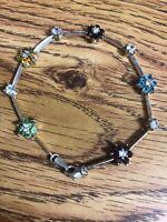 Vintage silver 925 bracelet For woman