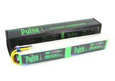 Pulse 5000mAh 44.4V 45C 12S LIPO BATTERY STICK VERSION
