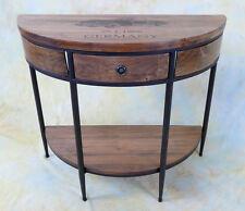 Tischkonsole Stilmöbel-Tische (ab 1945) Konsolentisch Konsole Beistelltisch Wandkonsole Ablage Tisch Sitzbank E16010-a