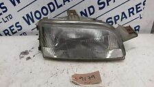 FIAT PUNTO S MK1 1999 HEADLIGHT DRIVERS SIDE