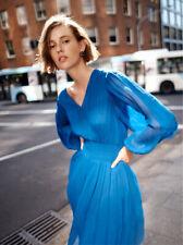 Country Road long sleeve midi, maxi dress Size 14