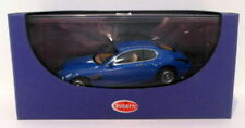 Artículos de automodelismo y aeromodelismo color principal azul Bugatti escala 1:43