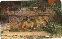 Mexique - cpsm - Pièce archéologique du Musée La Venta - VILLAHERMOSA