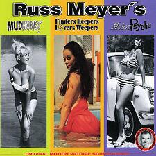 Russ Meyer Original Soundtracks: Mudhoney Finders Keepers Motorpsycho