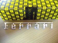 Schriftzug Ferrari Script NEU Original 360 355 430 348 Emblem Scrittto NEU Nuovo