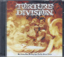TORTURE DIVISION-WITH ENDLESS WRATH WE BRING UPON THEE OUR INFERNAL TORTURE-CD