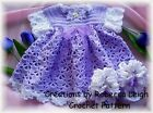 CROCHET PATTERN for