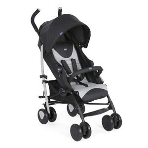 Chicco Echo Stroller Baby Pushchair (Stone) inc Raincover - ON SALE! WAS £110