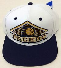NBA Indiana Pacers Adidas Snap Back Cap Hat Beanie Style  VS79Z NEW! 0923a181f3c3