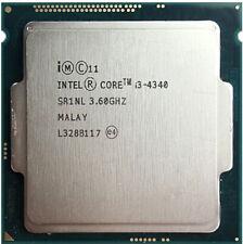 Intel Core i3-4340 (SR1NL) 3.60GHz 2-Core LGA1150 CPU