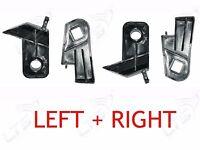 LEFT AND RIGHT HEADLAMP HEADLIGHT BRACKET TAB REPAIR KIT FIAT DOBLO 2010 ONWARDS