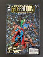 SUPERMAN AND BATMAN GENERATIONS 3 #12 DC COMICS 2004 VF/NM