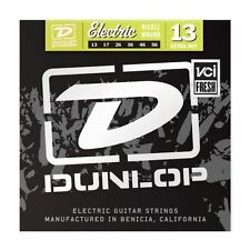Dunlop 13-56 Nickel Extra Heavy Electric Guitar Strings Made in USA DEN1356