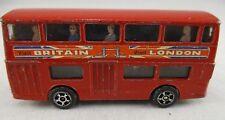 Vintage Corgi Junior 1980's Daimler Fleetline  -  London Bus