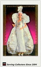 1997 Tempo World Of Barbie Trading Cards Bob Mackie Subset BM6 Designer Platinum