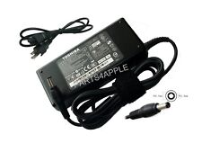 Genuine 90W Toshiba Satellite C645 C645D C650 C650D AC Power Adapter Charger