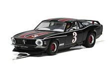 Carrera Digital 132 SEC4014 Mustang Trans Am 1972 John Gimbel, #3 1/32 Slot Car