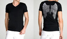 Cotton Patternless Personalised Stretch T-Shirts for Men