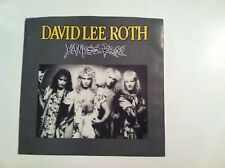 CLASSIC ROCK - DAVID LEE ROTH - YANKEE ROSE  (45 RPM + PIC SLEEVE)   NEW   MINT