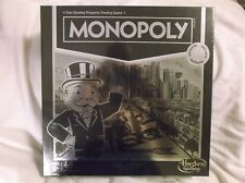 Monopoly Silver Line Toys R Us Exclusive Board Game NEW