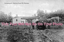 SH 10 - Llanymynech Stations, Shropshire - 6x4 Photo