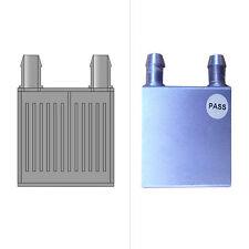 Aluminium Water Cooling Heatsink Block Waterblock Liquid Cooler For CPU GPU YK
