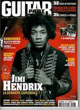 "GUITAR PART #193 ""Hendrix,Twin Sisters,Black Francis,Loudblast"" (REVUE+DVD)"