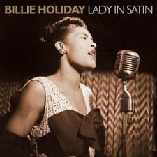 BILLIE HOLIDAY - LADY IN SATIN-2CD 2 CD NEW