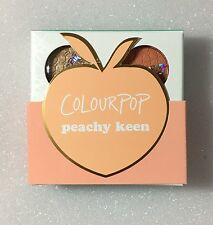 Colourpop Super Shock Eyeshadow Set Peachy Keen BNIB