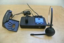 Jabra Pro 9450 Mono Wireless Headset System Bundle 9400HS 9400BS w/Lifter