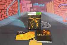DEUS EX HUMAN REVOLUTION AUGMENTED EDITION XBOX 360 COMBINED SHIPPING