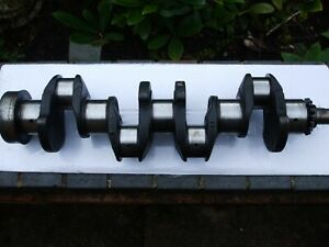 Ford 1500 crankshaft 5 bearing
