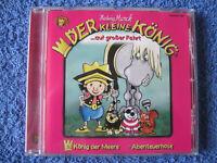 Hörspiel CD Der Kleine König Auf Großer Fahrt Abenteuerhose Hedwig Munck