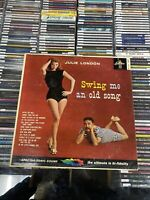 Julie London- Swing Me An Old Song-1959 Mono Spectra Sonic-LP