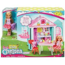 Barbie DWJ50 Club Chelsea Playhouse