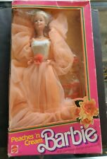 1984 Peaches n Cream Barbie #7926 ~ NEW