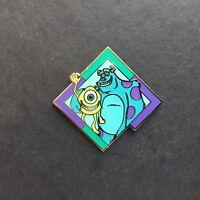 Mystery Pin Machine - Mike Wazowski & Sulley Monsters Inc. - Disney Pin 56882