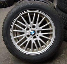 4 BMW Winterräder Styling 110 BMW X3 E83 215/60 R17 96H M+S 3401198 ALUFELGEN
