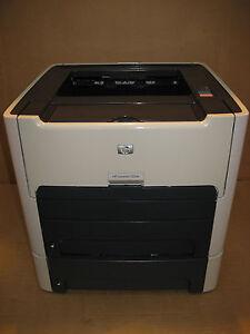 HP LaserJet 1320TN 1320 TN A4 Duplex Network USB Mono Laser Printer + Warranty
