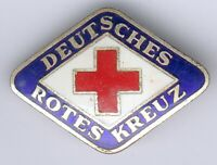 seltenes orig. Photo Deutsches Rotes Kreuz Schwester in Güstrow + orig. Abz.