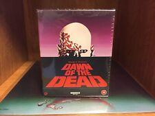Dawn of the Dead 4K UHD BLURAY SECOND SIGHT SET REGION B W/EXTRAS ROMERO